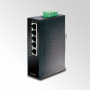 Planet IP30 Slim type 5-Port Industrial Gigabit Ethernet Switch (-40 to 75 C)