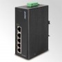 Planet IP30 5-Port/TP POE Industrial Fast Ethernet Switch (-40 to 75 C)